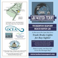 LBI Ferry Water – Tuckerton Seaport – Beach Haven LBI Manual