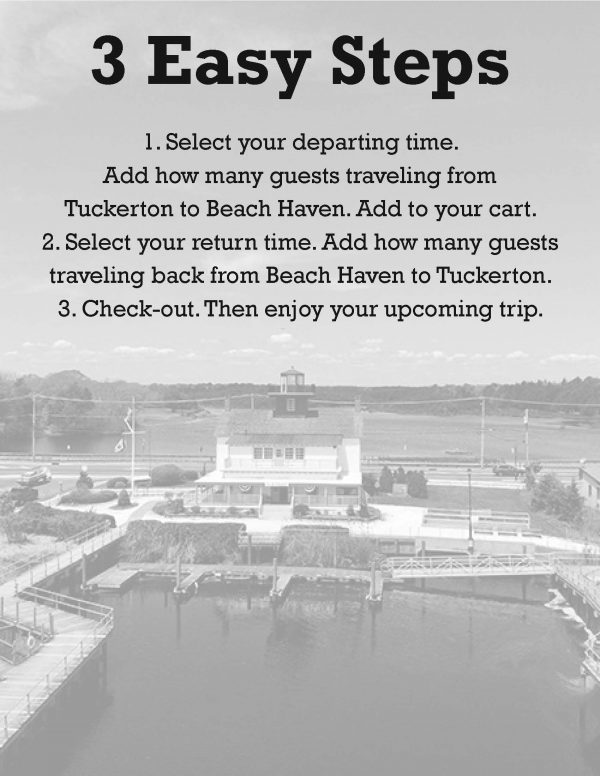 Tuckerton Directions