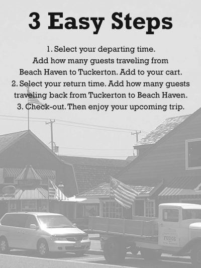 Beach Haven Departure – LBI Ferry Reservations