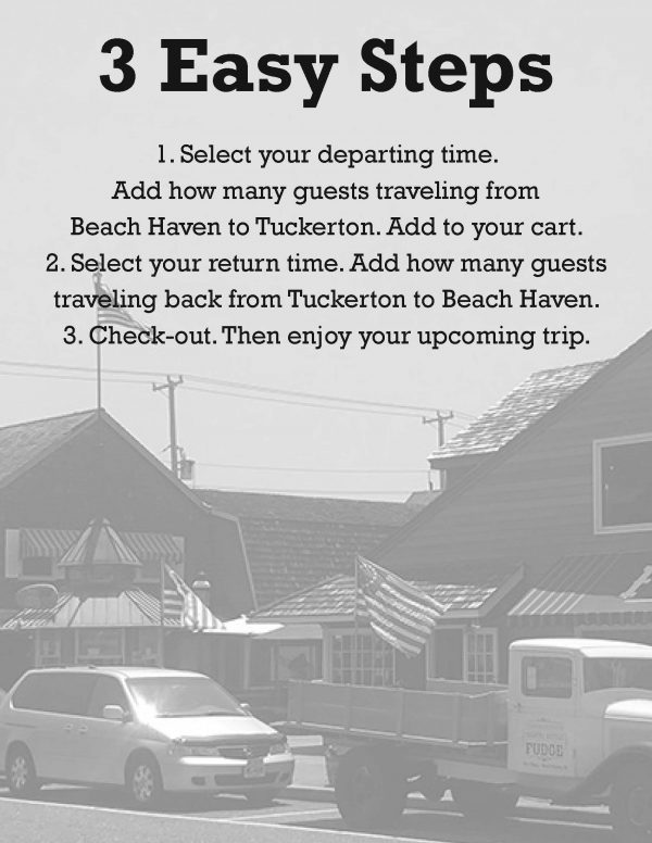 Beach Haven Directions