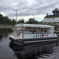 Water Ferry Service connects the Long Beach Island Region beginning July 4th Weekend