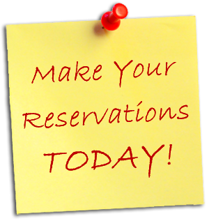 Reservations now available!