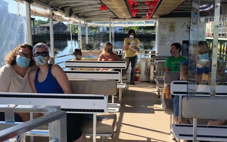 Tuckerton Seaport Recognized for Best Boat Ride
