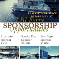 Sponsorships Available!
